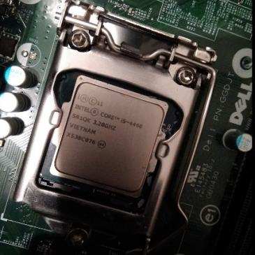Sostituzione CPU Intel
